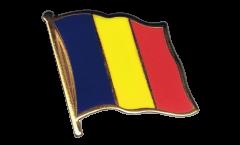 Spilla Bandiera Romania - 2 x 2 cm
