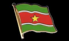 Spilla Bandiera Suriname - 2 x 2 cm