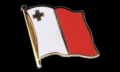 Spilla Bandiera Malta - 2 x 2 cm