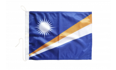 Bandiera da barca Isole di Marshall - 30 x 40 cm
