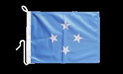 Bandiera da barca Stati federali di Micronesia - 30 x 40 cm