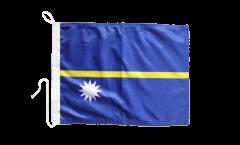 Bandiera da barca Nauru - 30 x 40 cm