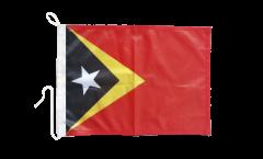 Bandiera da barca Timor Est - 30 x 40 cm