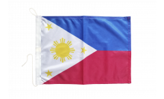 Bandiera da barca Filippine - 30 x 40 cm