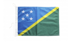 Bandiera da barca Isole di Salomone - 30 x 40 cm