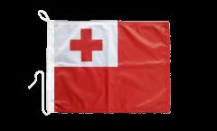 Bandiera da barca Tonga - 30 x 40 cm
