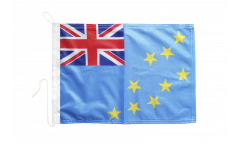 Bandiera da barca Tuvalu - 30 x 40 cm