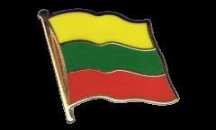 Spilla Bandiera Lituania - 2 x 2 cm