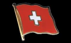 Spilla Bandiera Svizzera - 2 x 2 cm
