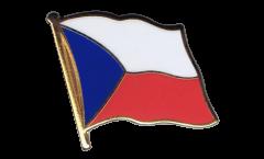 Spilla Bandiera Repubblica Ceca - 2 x 2 cm