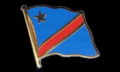 Spilla Bandiera Repubblica democratica del Congo - 2 x 2 cm