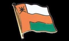 Spilla Bandiera Oman - 2 x 2 cm