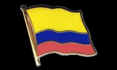 Spilla Bandiera Colombia - 2 x 2 cm