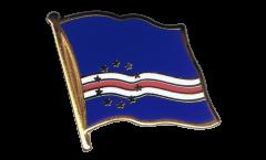 Spilla Bandiera Capo Verde - 2 x 2 cm