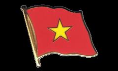 Spilla Bandiera Vietnam - 2 x 2 cm