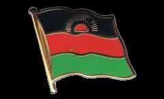 Spilla Bandiera Malawi - 2 x 2 cm