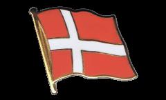 Spilla Bandiera Danimarca - 2 x 2 cm
