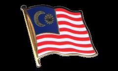 Spilla Bandiera Malesia - 2 x 2 cm
