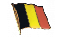 Spilla Bandiera Belgio - 2 x 2 cm