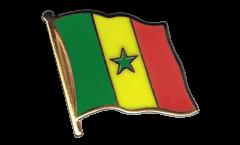 Spilla Bandiera Senegal - 2 x 2 cm