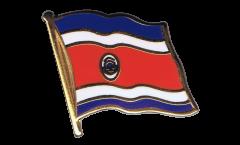 Spilla Bandiera Costa Rica - 2 x 2 cm