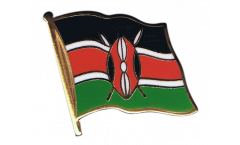 Spilla Bandiera Kenya - 2 x 2 cm