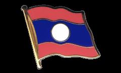 Spilla Bandiera Laos - 2 x 2 cm