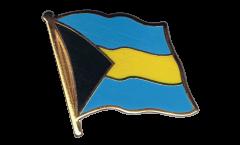 Spilla Bandiera Bahamas - 2 x 2 cm