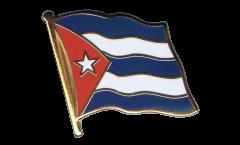 Spilla Bandiera Cuba - 2 x 2 cm