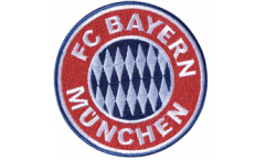 Applicazioni FC Bayern München Emblem - 8 x 8 cm
