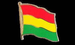 Spilla Bandiera Bolivia - 2 x 2 cm