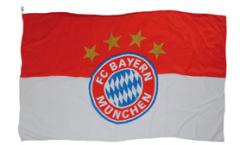 Bandiera FC Bayern München Logo - 150 x 250 cm
