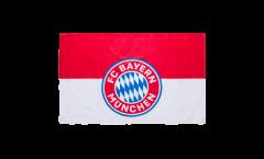 Bandiera FC Bayern München Logo - 100 x 150 cm