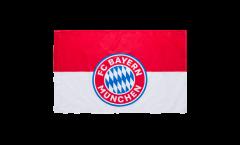 Bandiera FC Bayern München Logo - 60 x 90 cm