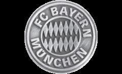 Spilla FC Bayern München Emblem Argenteria - 1.5 x 1.5 cm