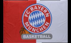 Bandiera FC Bayern München Basket - 100 x 150 cm