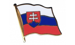 Spilla Bandiera Slovacchia - 2 x 2 cm