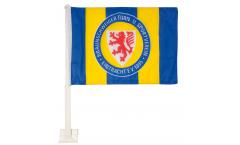 Bandiera per auto Eintracht Braunschweig  - 30 x 45 cm