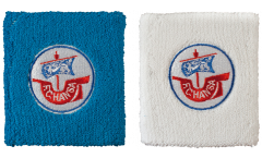 Fascia di sudore F.C. Hansa Rostock, set da 2 - 8 x 9 cm