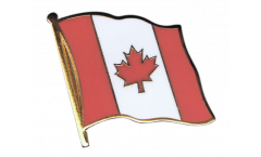 Spilla Bandiera Canada - 2 x 2 cm