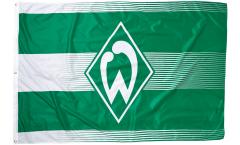 Bandiera Werder Bremen - 120 x 180 cm