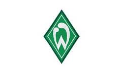 Applicazioni Werder Bremen Raute  - 7 x 10 cm