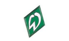 Spilla Werder Bremen Raute  - 2 x 2 cm