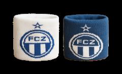 Fascia di sudore FC Zürich, set da 2 - 8 x 9 cm