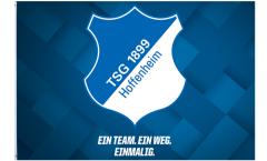 Bandiera TSG 1899 Hoffenheim  - 100 x 150 cm