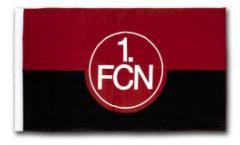 Bandiera 1. FC Nürnberg Logo - 100 x 150 cm
