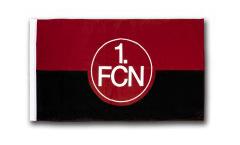 Bandiera 1. FC Nürnberg Logo - 60 x 90 cm