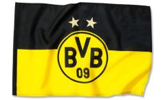 Bandiera Borussia Dortmund Logo Stellari - 100 x 150 cm