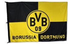 Bandiera Borussia Dortmund Quadri - 120 x 180 cm
