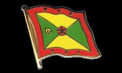 Spilla Bandiera Grenada - 2 x 2 cm